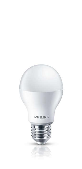 Cahaya putih hangat, tanpa memengaruhi kualitas cahaya