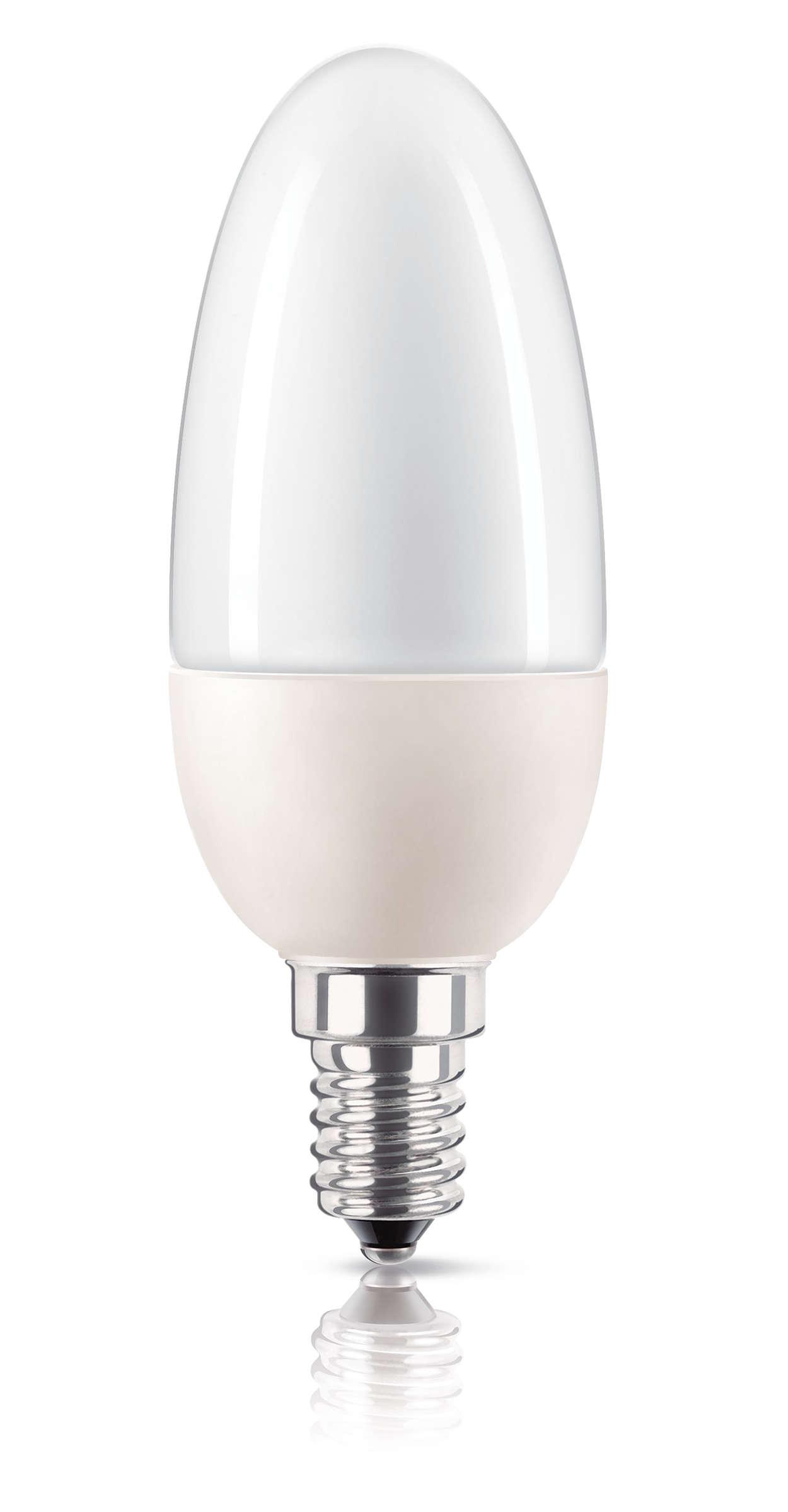 Blaga i nježna svjetlost koja štedi energiju