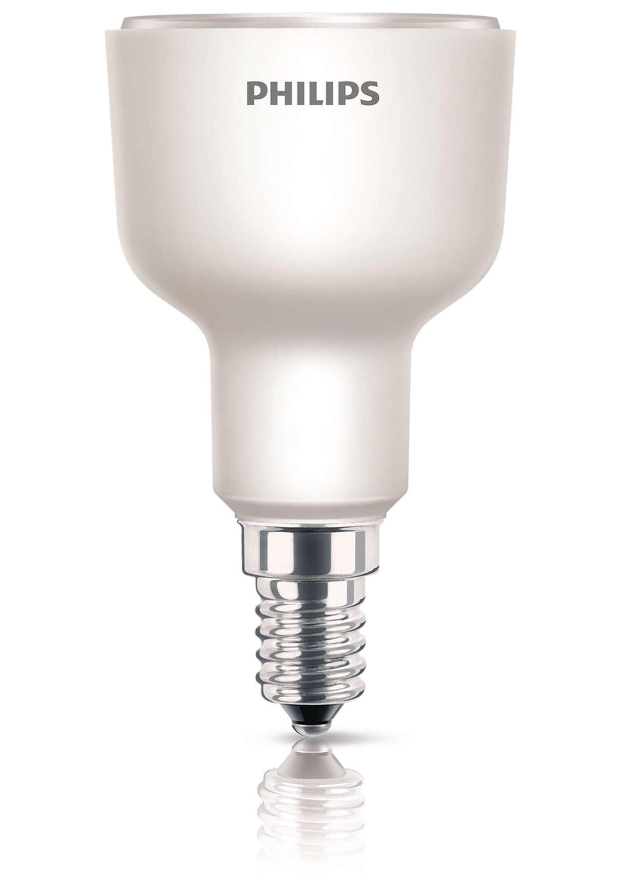 Energibesparende spotbelysning