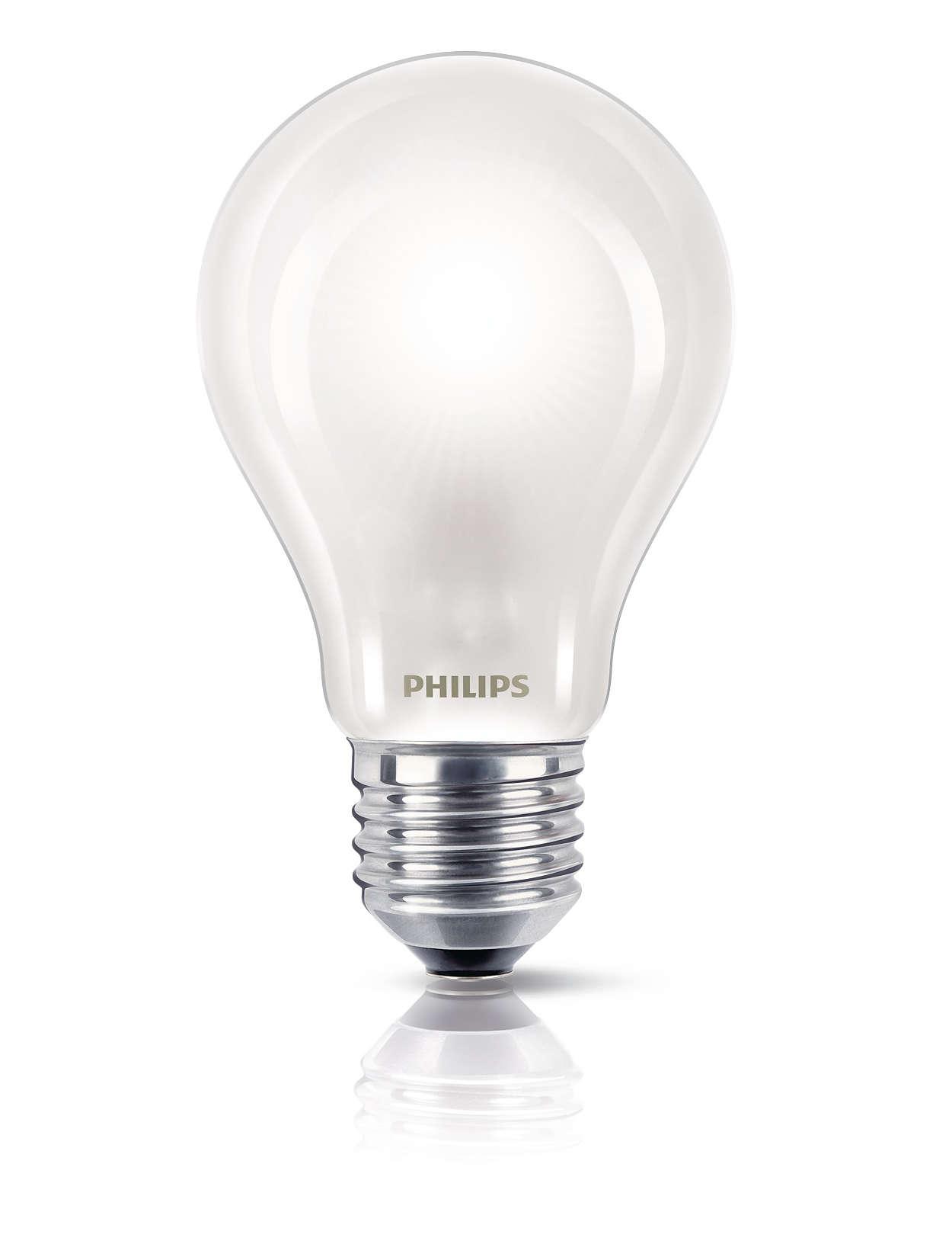 Новая лампа классической формы