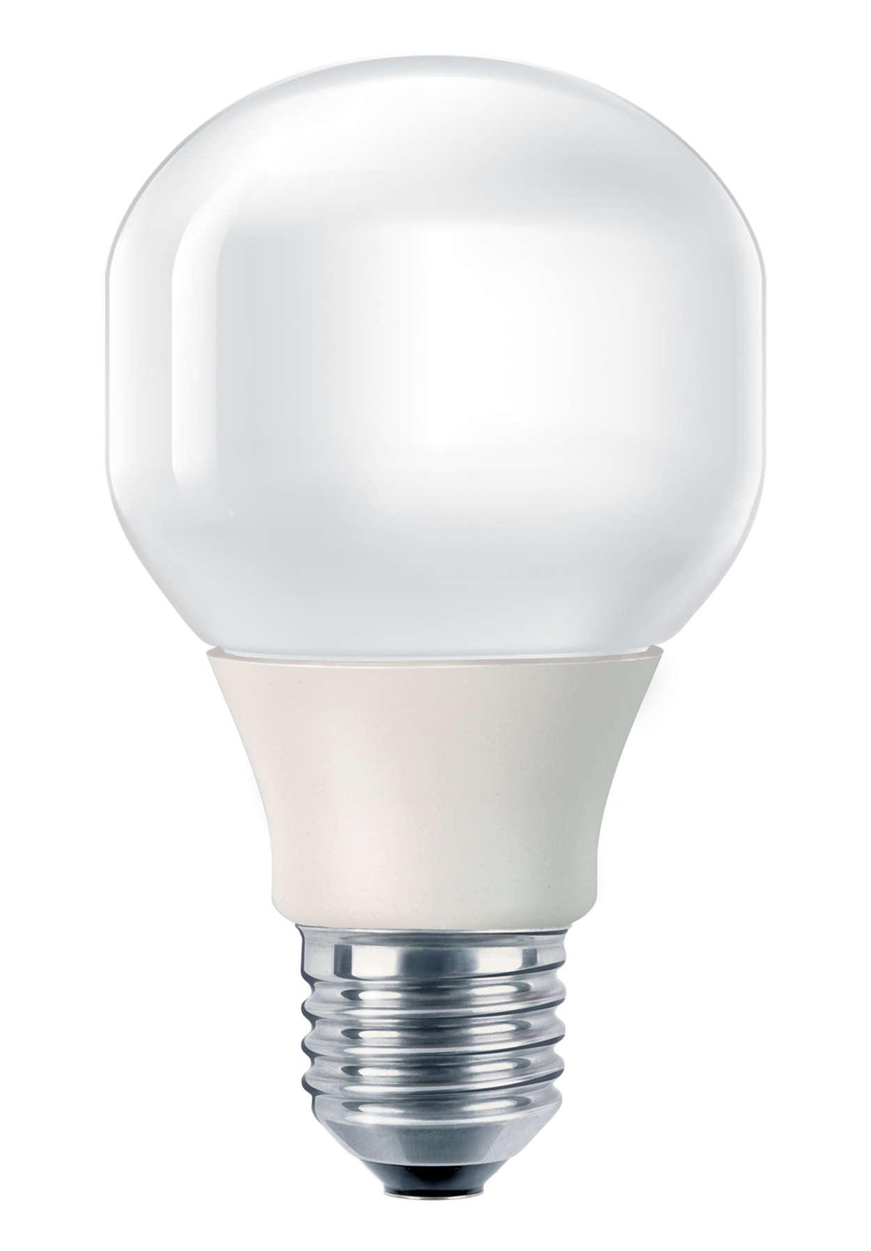 Měkké a jemné okolní osvětlení