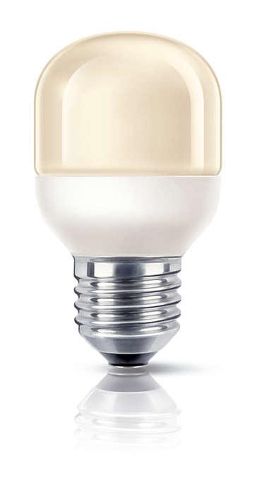 Une lumière d'ambiance douce