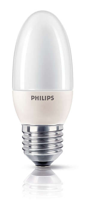 Blago i nježno svjetlo koje štedi energiju