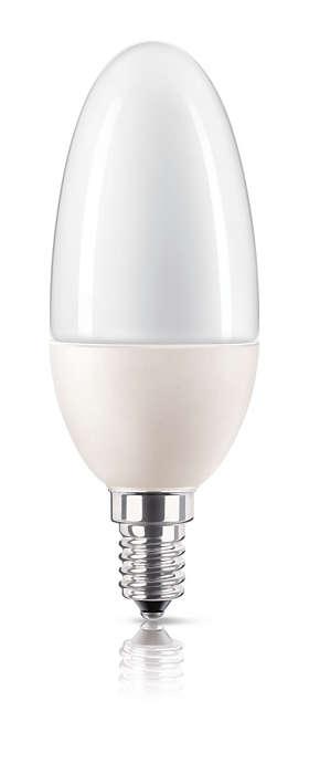Lumière douce et économies d'énergie