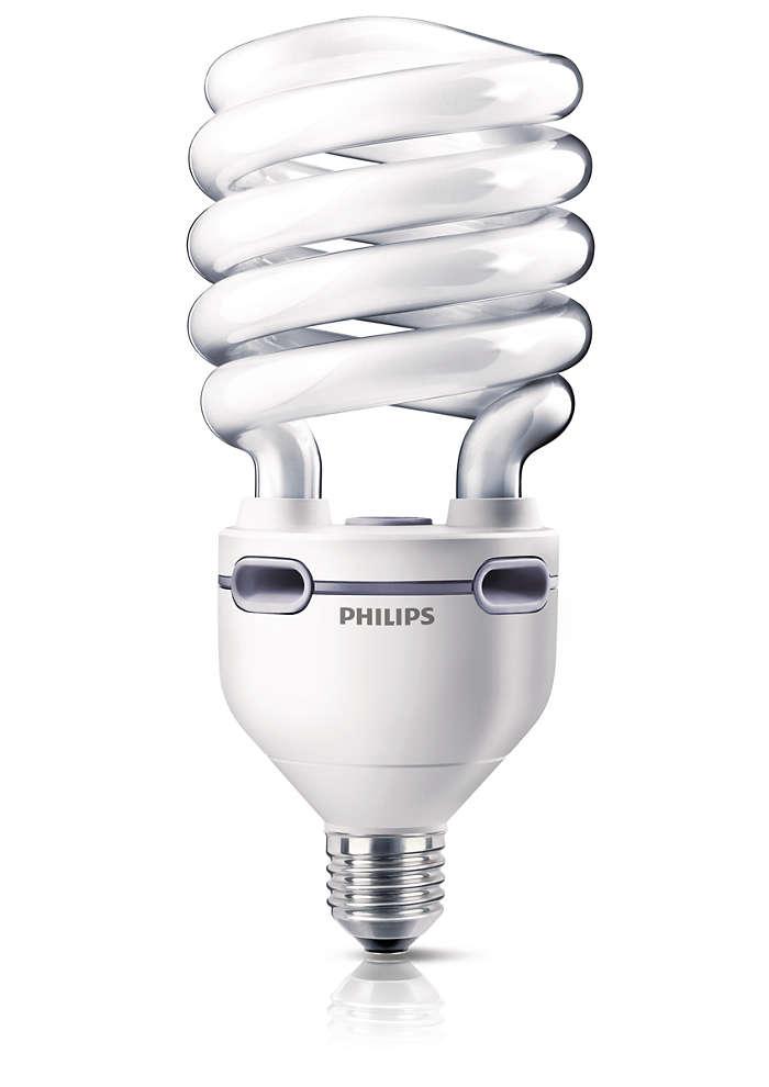 Alto flujo luminoso, diseño y rendimiento superiores