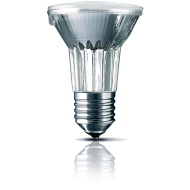 Halogen reflector bulb