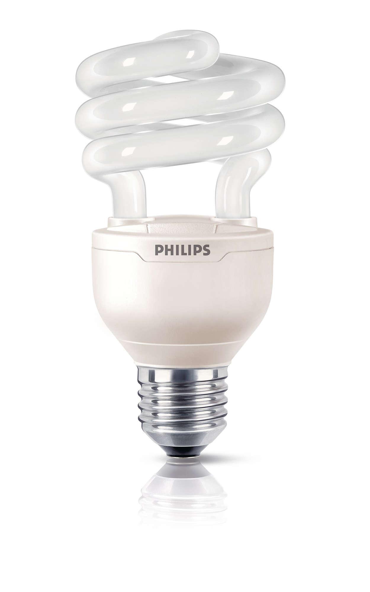 Alta performance com intensidade de luz regulável