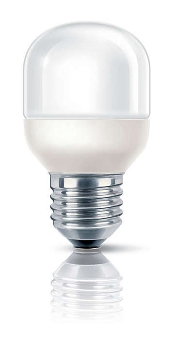 Luce a risparmio energetico soffusa e delicata