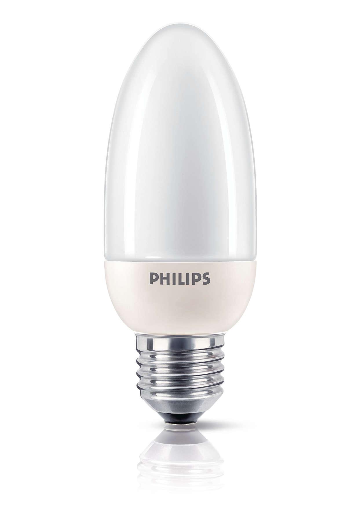 Měkké ajemné úsporné osvětlení