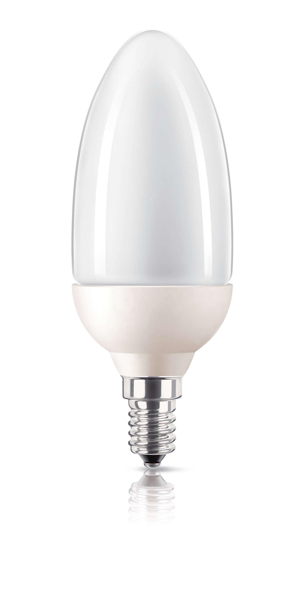 Lágy és otthonos energiatakarékos világítás