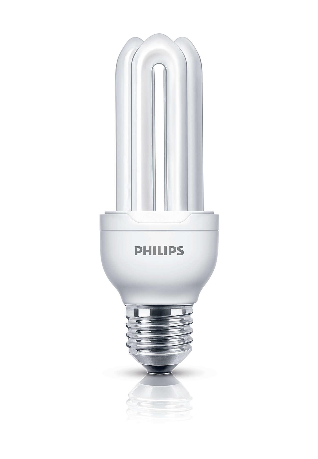 Luz branca brilhante com alta performance