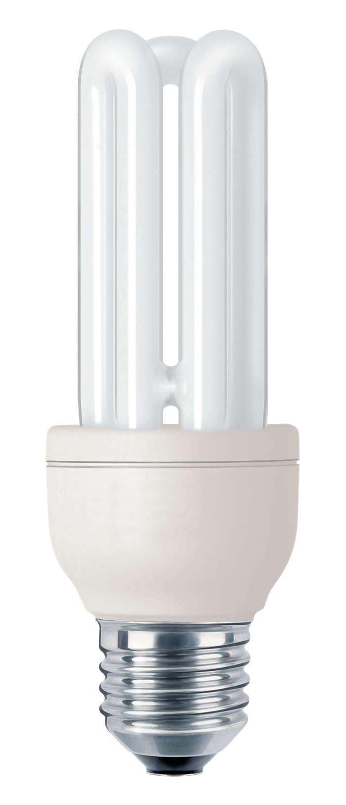 Klein, krachtig en prachtig licht