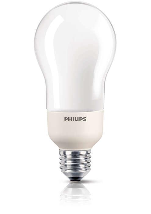 Design, prestazioni, comfort superiori, regolazione luminosità