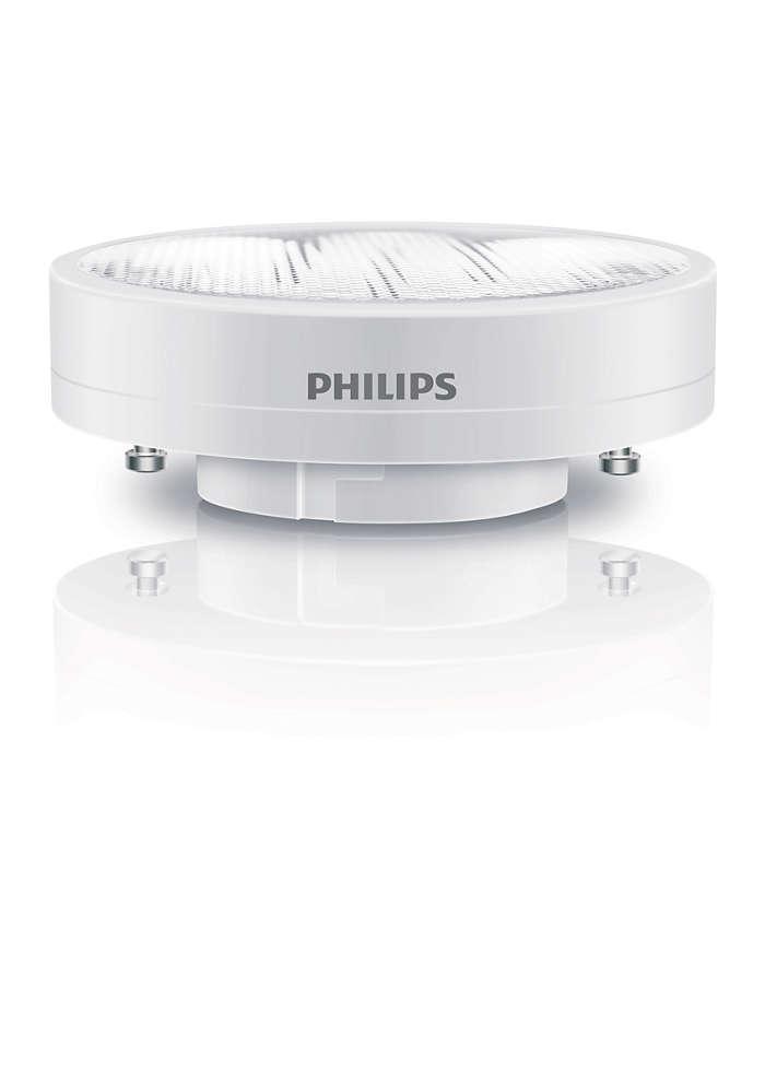 Energiebesparende technologie in een richtbare lamp
