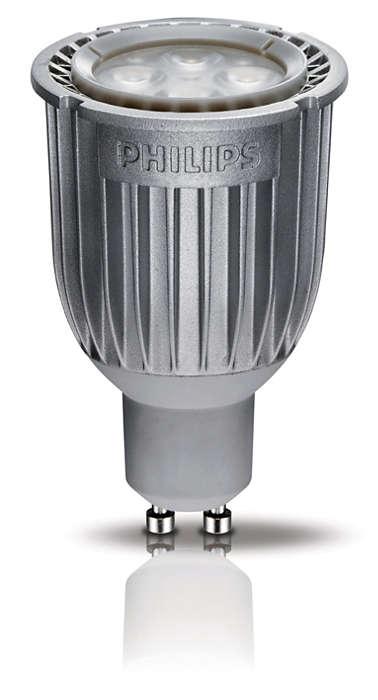 最先進的 LED 燈。
