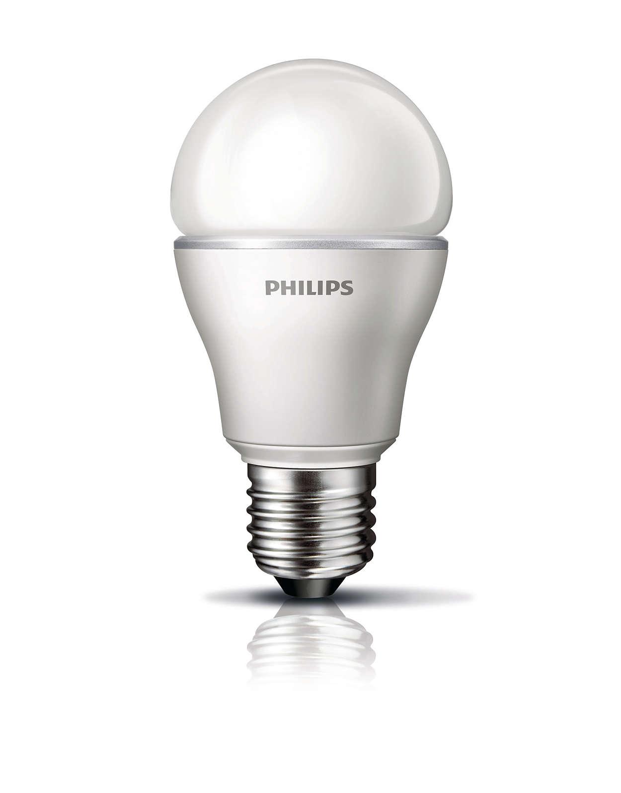 Jedinečná kvalita světla, největší úspora energie