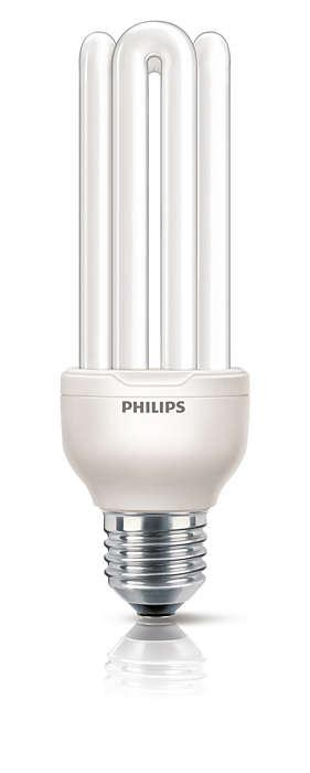 Avrupa'nın 1 numaralı enerji tasarrufu lambası