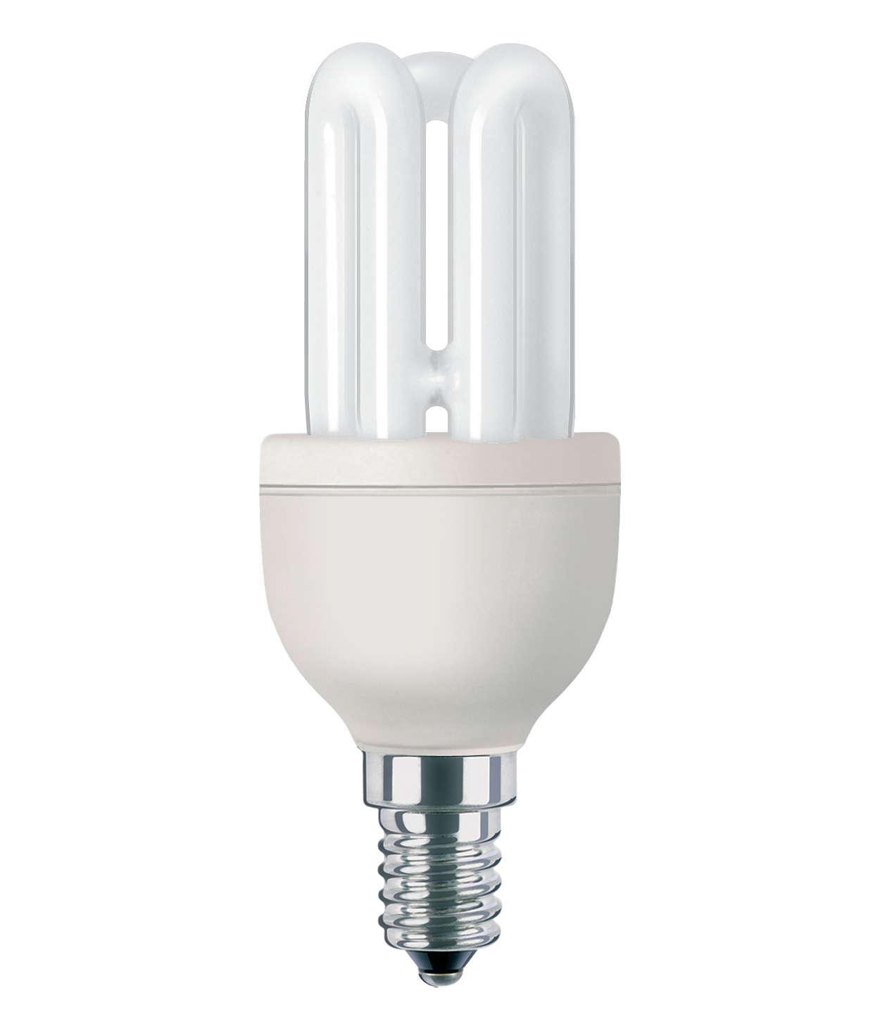 Компактные энергосберегающие лампы профессионального класса