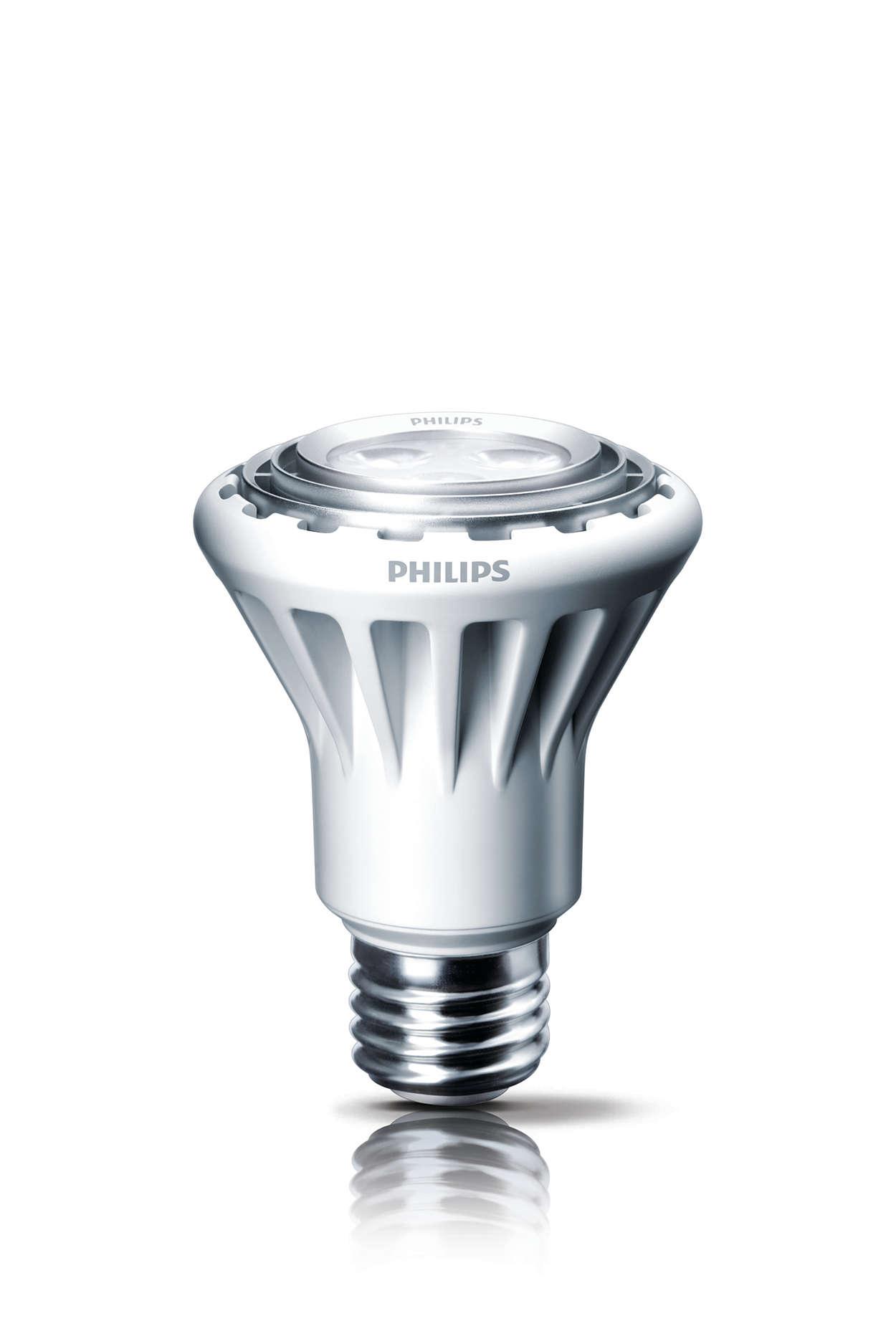 Najwyższa jakość oświetlenia, wysoka energooszczędność