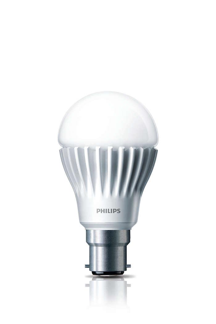 Calidad de luz superior, consumo de energía mínimo