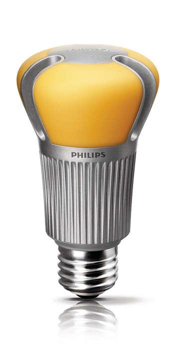 Ultimate light quality, highest energy saving