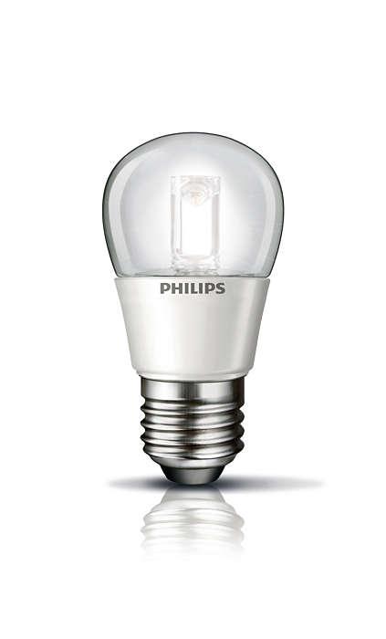 Най-качественото осветление, най-голяма икономия на енергия