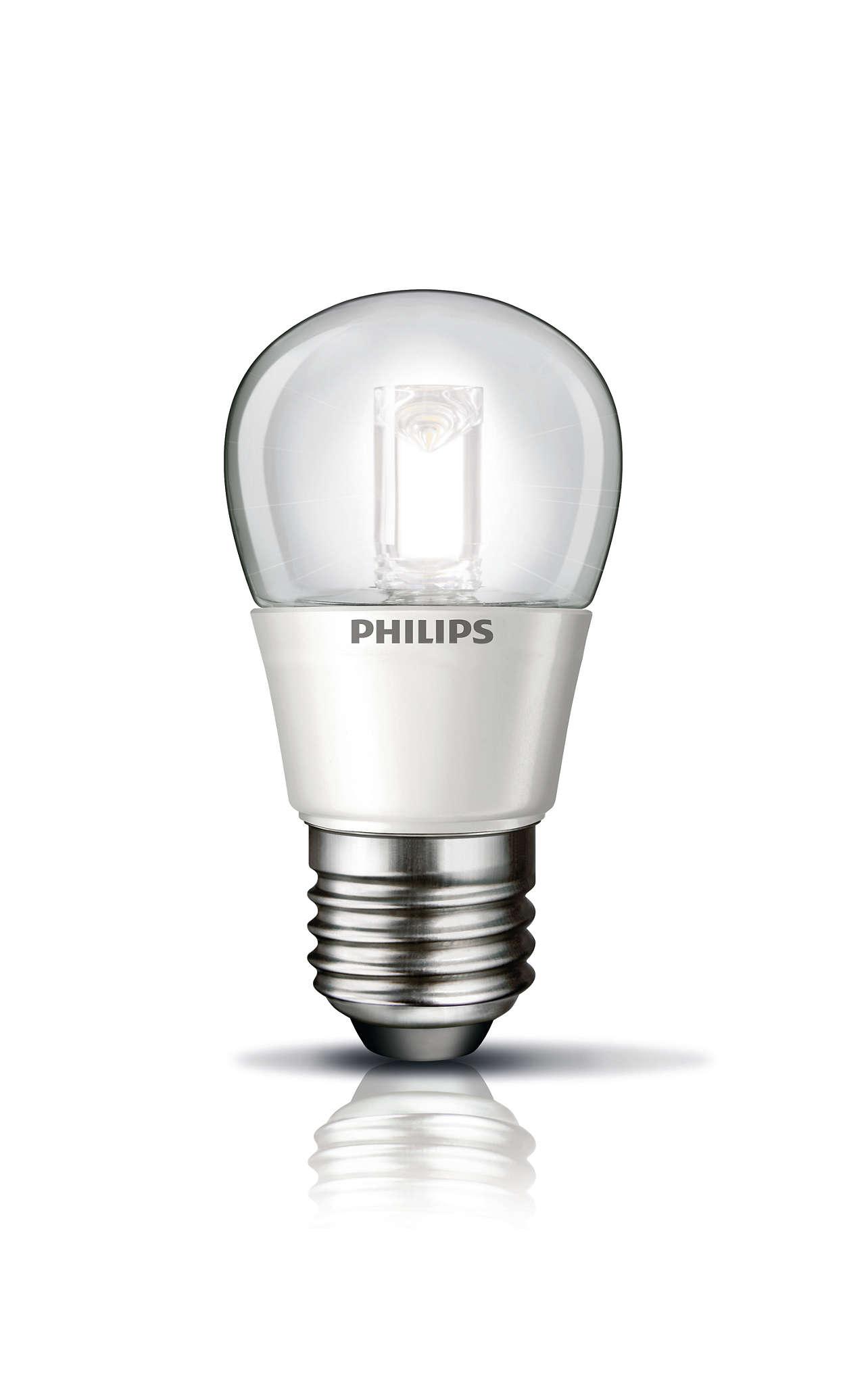 Ultimat ljuskvalitet, högsta energibesparing