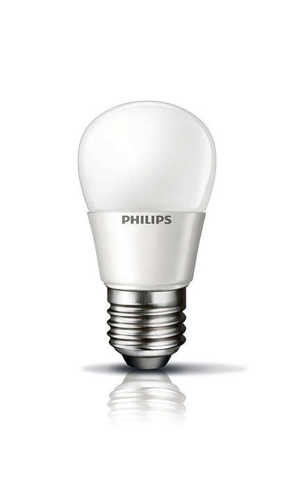 Qualità della luce superiore, massimo risparmio energetico