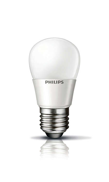 Beste lyskvalitet, høyeste energisparing