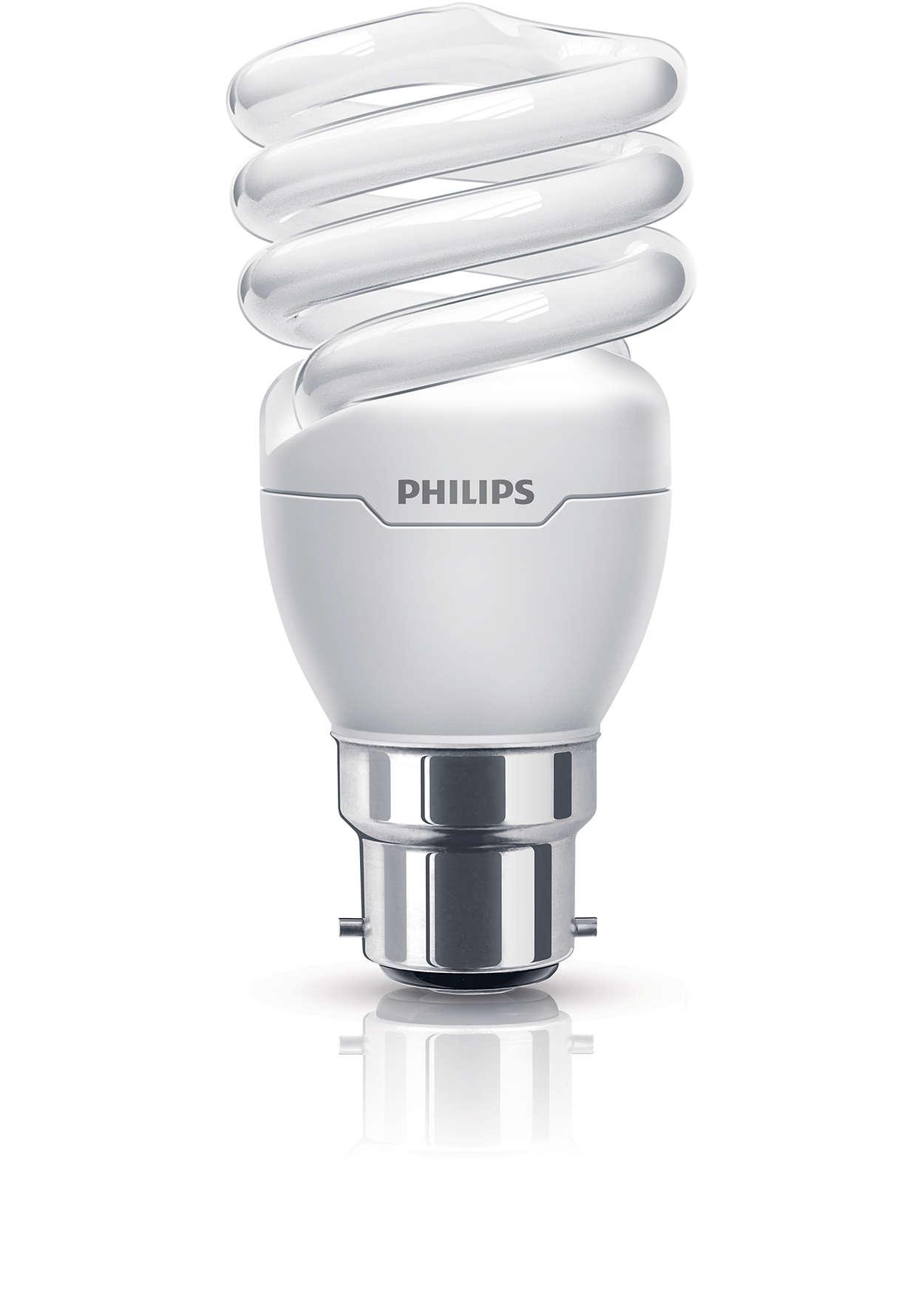 Tornado Spiral Energy Saving Bulb 8727900925807 Philips