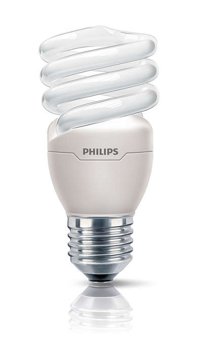 Самая маленькая и самая яркая энергосберегающая лампа