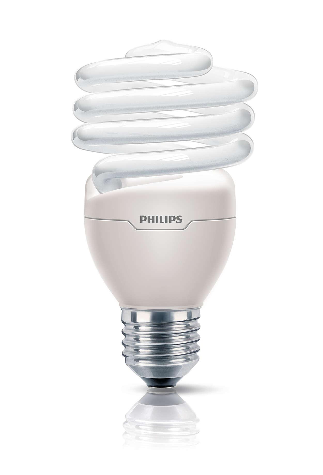 Die kleinste, hellste Energiesparlampe