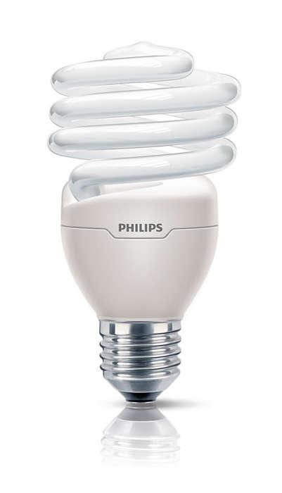 Den minste og mest lyssterke energispareren