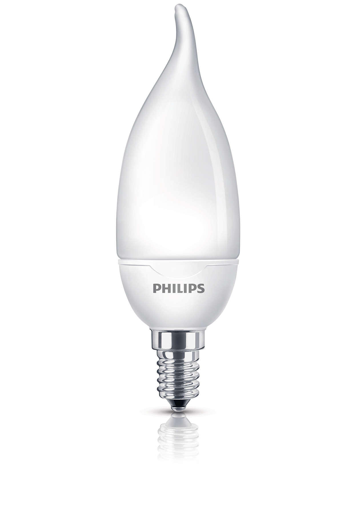 Energiesparlampe mit weichem, sanftem Licht