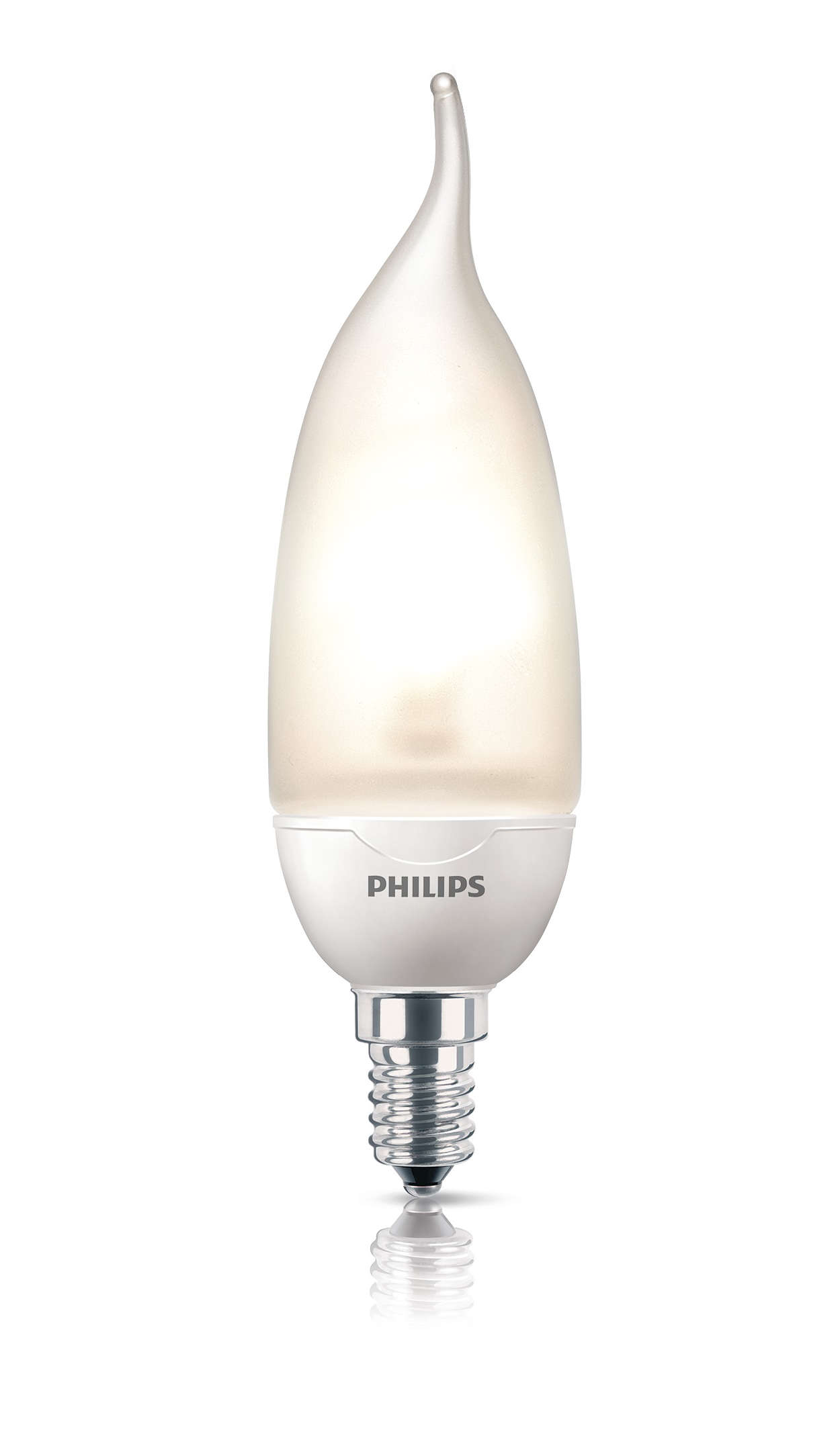 Dekorative Kerzenlampe mit Schwanenhals