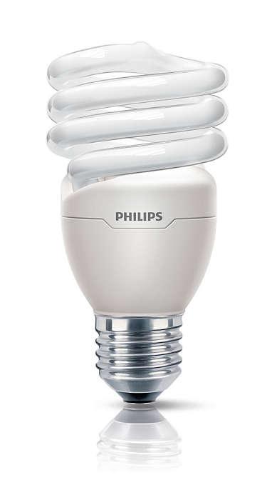 En küçük, en parlak enerji tasarrufu lambası