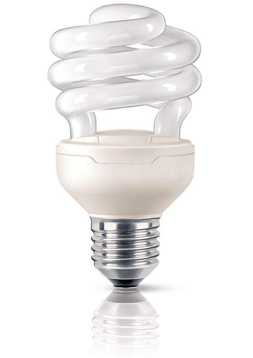 Luminosa, compatta e regolabile