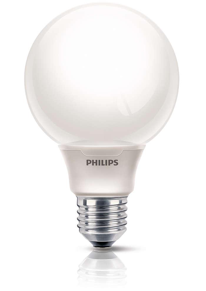 Iluminación decorativa suave y agradable