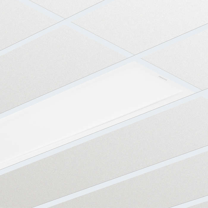 CoreView Panel — сглаженное равномерное освещение