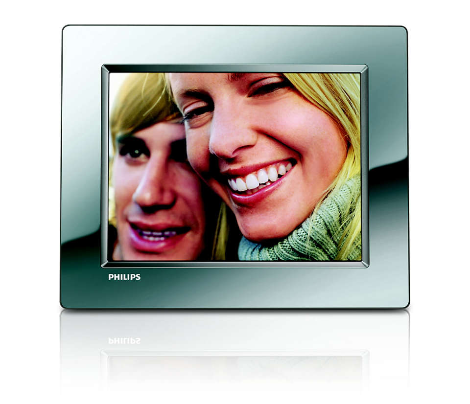 Share your memories wirelessly