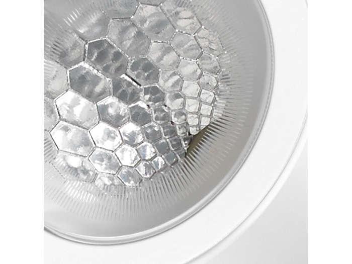 PerfectAccent-reflektorer sikrer en ensartet stråle af høj kvalitet