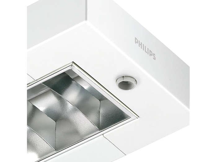 Leuchte mit LuxSense