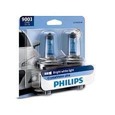9003CVB2 CrystalVision ultra upgrade headlight bulb