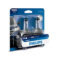 9003PRB2 Vision lampe pour éclairage avant pour mise à niveau