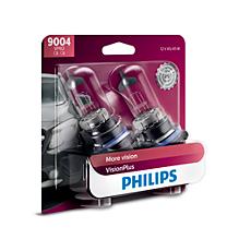 9004VPB2 -   VisionPlus lampe pour éclairage avant pour mise à niveau