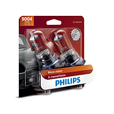 9004XVB2 -   X-tremeVision upgrade headlight bulb