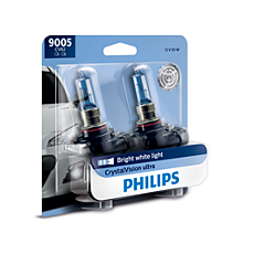 9005CVB2 CrystalVision ultra upgrade headlight bulb