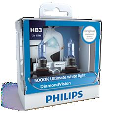9005DVS2 DiamondVision Bohlam lampu depan