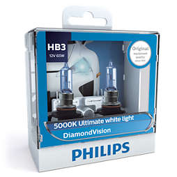 DiamondVision 車頭燈燈泡