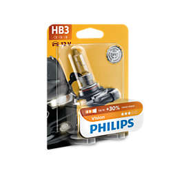 Vision car headlight bulb